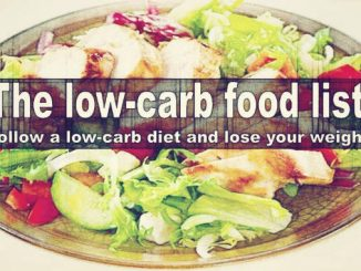 The-low-carb-food-list