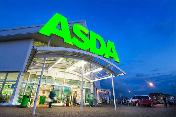 Asda Slimming World Shopping List