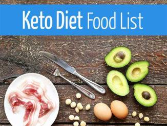 Best Keto Foods List