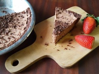 Low Carb Choclate Cheesecake (Recipe)