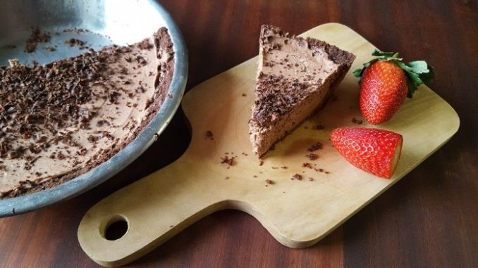 Low Carb Choclate Cheesecake (Recipe) - Slimming World-Keto-Weight Watchers